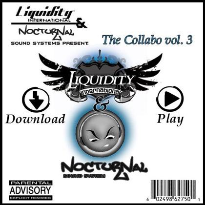 Liquidity & Nocturnal - Collabo v3.0